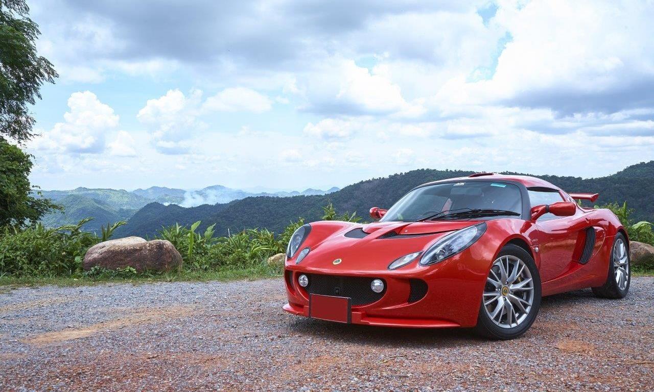 Lotus sportwagens krijgen speciale verzekeringsoplossingen bij Erard